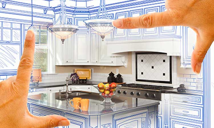 3D Kitchen & Bath Designs